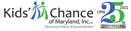 Kids' Chance of Maryland Logo